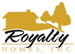 Royalty Homes Inc. Logo