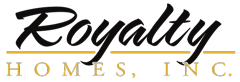 Royalty Homes Inc. Logo